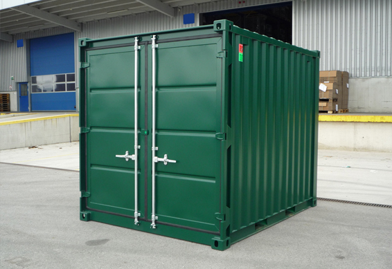 Аренда контейнера 10 футов под склад в Москве - ПрофМастер склад