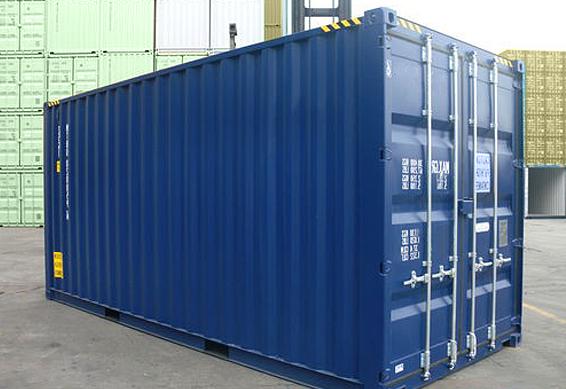 Аренда контейнера 20 футов под склад в Москве - ПрофМастер склад