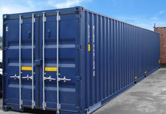 Аренда контейнера 40 футов под склад в Москве - ПрофМастер склад