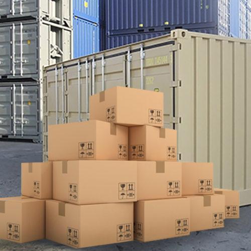 Аренда контейнера для хранения личных вещей в Москве