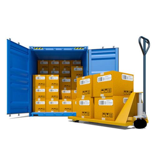 Аренда контейнера для хранения товаров в Москве