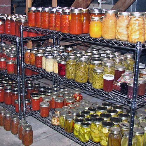 Аренда контейнера для хранения консервов в Москве